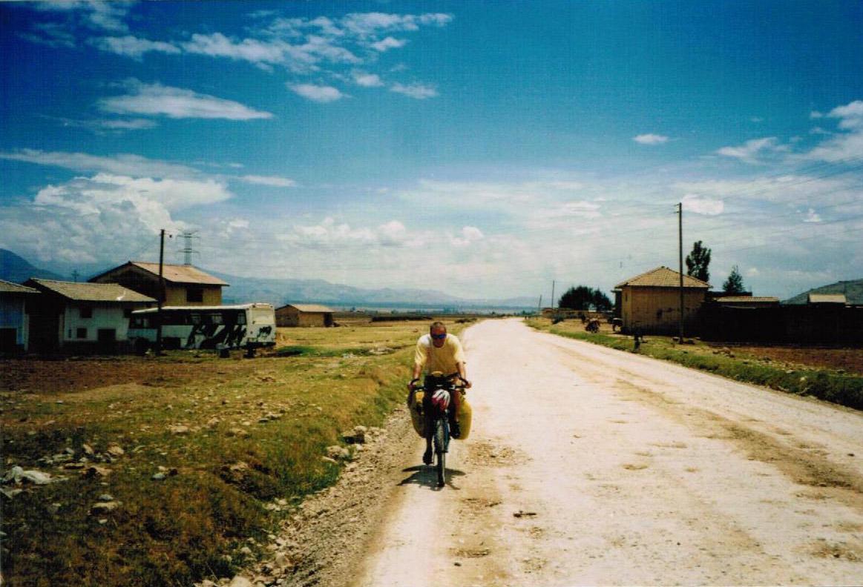 Wendelin in Südamerika
