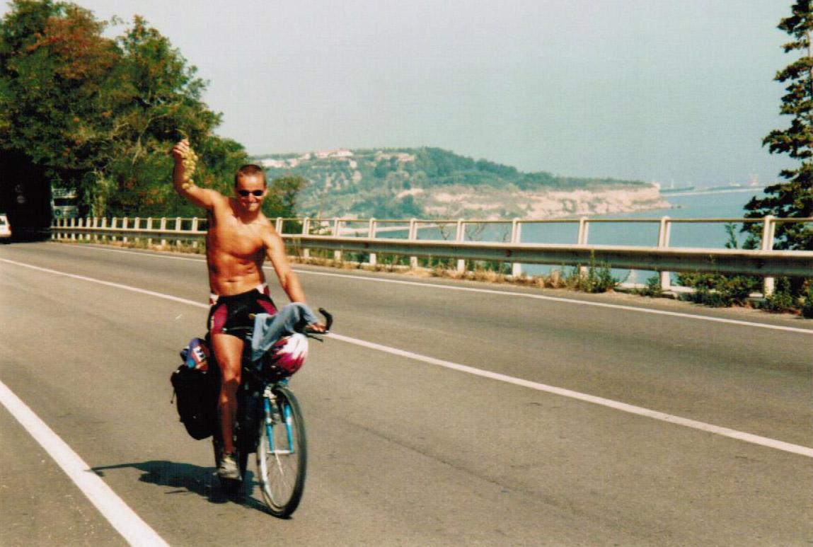 auf dem Weg nach Griechenland
