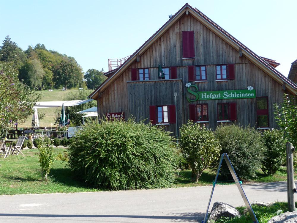 5-Seenrunde am Hofgut Schleinsee