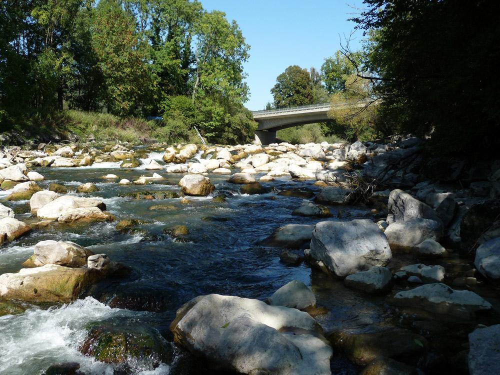 5-Seenrunde zum Fluss