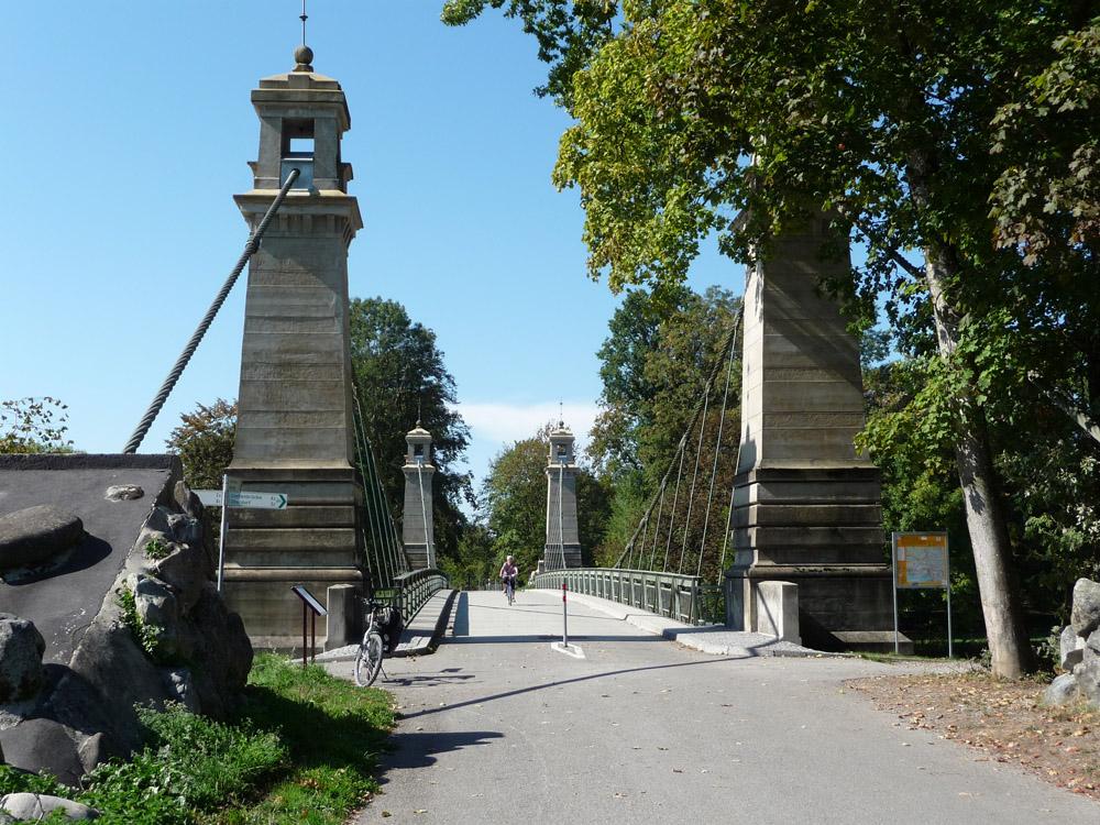 5-Seenrunde über Brücke